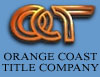 Orange Coast Title - www.OCTitle.com